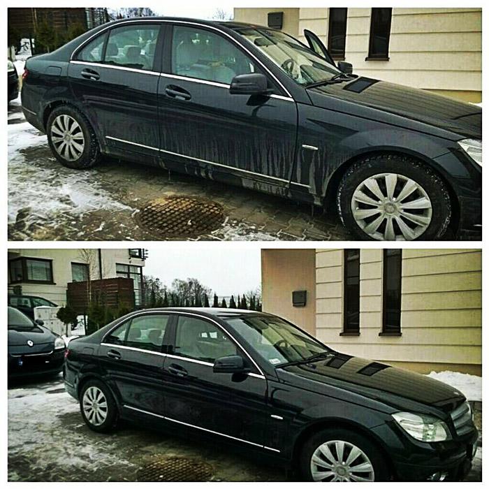Mycie samochodów Tuszyn - mobilnamyjnialodz.pl