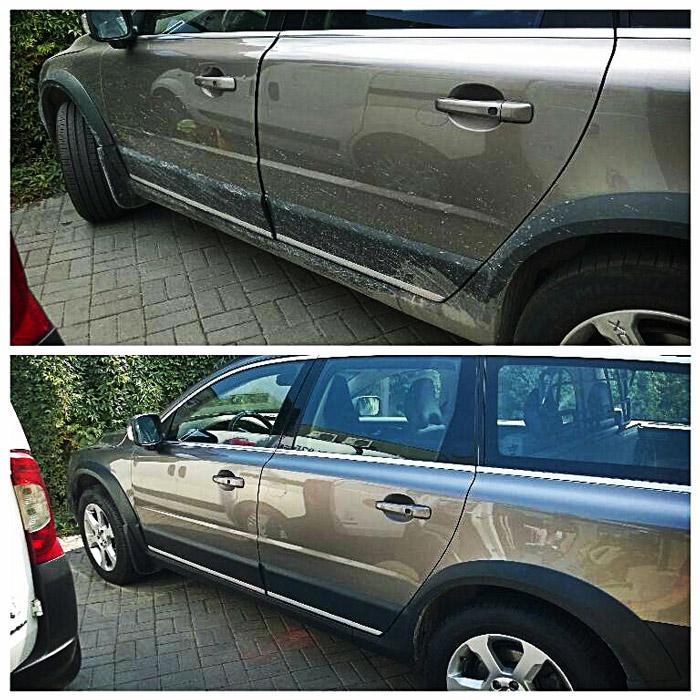 Mycie samochodów Brzeziny - mobilnamyjnialodz.pl